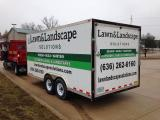 Lawn&Landscape trailer