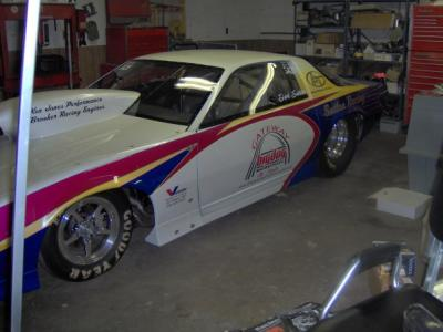 Sutton Race Car